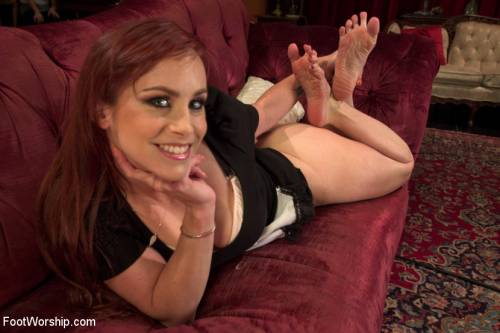 Pantyhose Feet Banging Picture 13