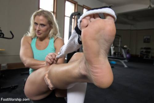 Pantyhose Feet Sex Picture 1