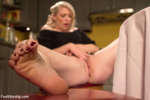 Nylon Feet Sex Picture 13