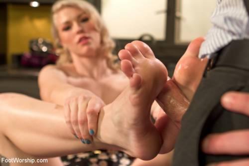 Nylon Feet Sex Picture 15