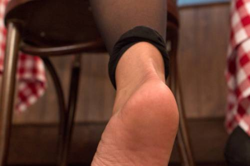 Sexy Foot Banging Picture 3