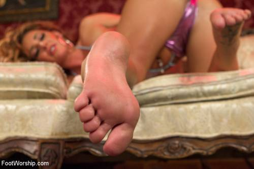 Foot Fetish Videos Fuck Picture 2