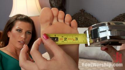 Sexy Feet Fetish Banging -  Foot Sex Research