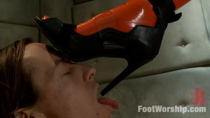 Sexy Feet Fetish Sex -  Foot Humiliation, Trampling And Latex